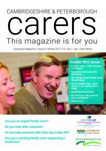 Cambridgeshire & Peterborough Carers Magazine Issue 9