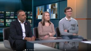James ITN Lunchtime news 20 December 2019