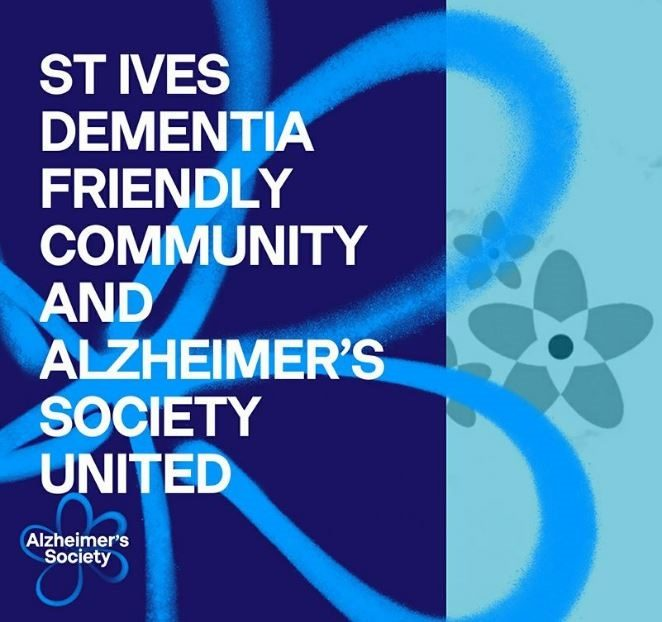 St Ives Dementia Friendly Community logo