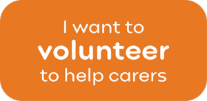 I want to volunteer to help carers