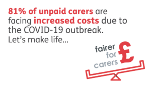 Carers UK - fairer for carers