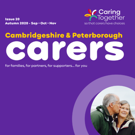 Carers magazine issue 20