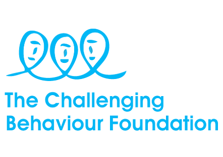 Challenging Behaviour Foundation logo