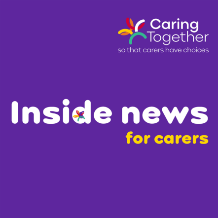 Inside news for carers