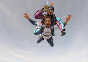 Skydive - Pedro