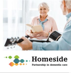 Homeside partnership in dementia care