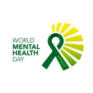 World Mental Health Day 2020 logo