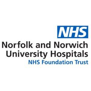 Norfolk and Norwich University Hospital logo