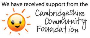 Cambridge Community Foundation grant logo