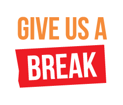 Carers UK Give Us A Break logo