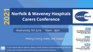 N&W Carers Conference