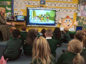 School awareness session