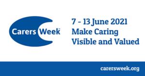 Carers Week 2021 logo
