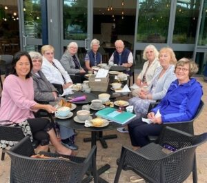 Huntingdon Hub meet up at Dobbies