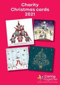 Charity Christmas cards 2021