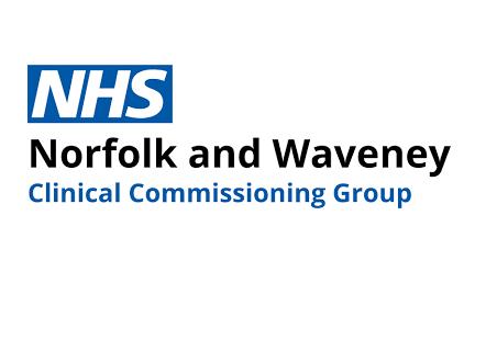 Norfolk and Waveney CCG logo