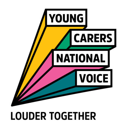 Young Carers National Voice logo